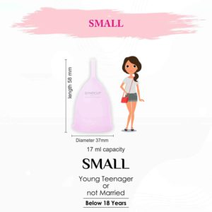Small Size Menstrual Cup